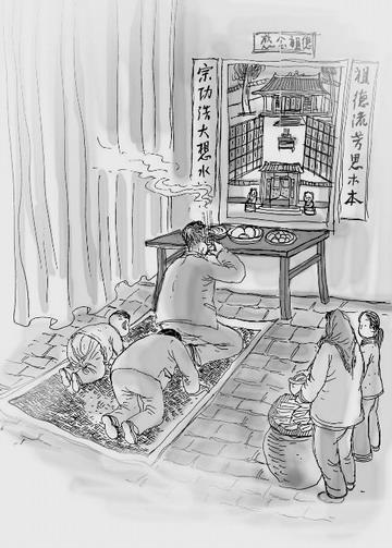 ไหว้เจ้า-ตรุษจีน